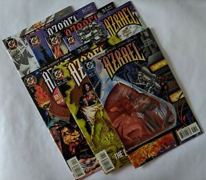 DC Comics Azrael  #1-7 1995 From the Batman Legend Rises