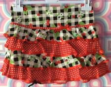 Hell Bunny Check Party Skirts for Women