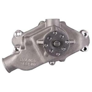 Moroso 63500 Small Block Chevy Aluminum Short Water Pump