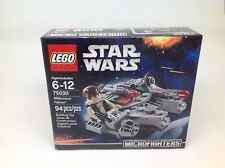 "Lego StarWars Microfighters ""Millennium Falcon"" Han Solo 75030 94 pcs"