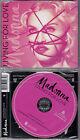 CD SINGLE 2 TITRES MADONNA LIVING FOR LOVE DE 2015 NEUF SCELLE