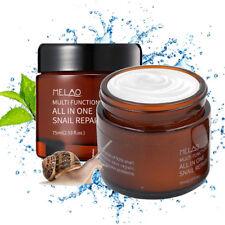 MELAO 92% Snail Repair Cream Anti-Wrinkle Moisturizing Whitening Skin Care 75ml