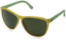 Electric California Encelia Women's Cateye Sunglasses Mod Green Frame Grey Lens