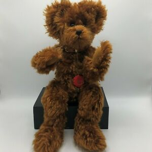Collectors Item - Hermann Sitting Bear - Mohair - 46cm