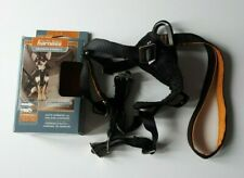 Tru-Fit Smart Harness for Dogs, Extra Small Dogs Black Kurgo Product Like New