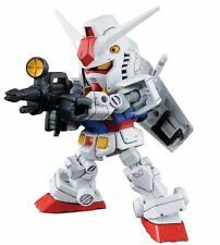 "Bandai Hobby SD Gundam RX-78-2 Gundam & Cross Silhouette Frame ""Mobile Suit Gund"