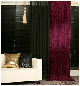 Sequin Curtains Backdrop 2 Panels glitter backdrop for youtube webcelebrity