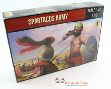 Strelets Set M 77 Spartacus Army 1/72 Scale Plastic Figures