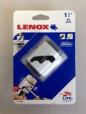 """Lenox Tools 1771967 1-3/4"""" 44mm Bi-Metal Speed Slot Hole Saw, New"""