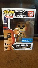Funko Pop Figure Toy Freddy Five Nights at Freddys Wal-Mart Exclusive