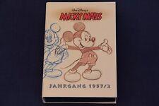 Micky Maus Reprint Kassette Jahrgang 1957/2 : 2001 : limitiert Ex.-Nr. 2351