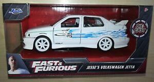 Jada Fast and Furious Jesse's Volkswagen Jetta 1:32, 1/32 Diecast Model