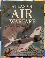 Military Atlas of Air Warfare by Malcolm Swanston and Alexander Swanston (2014,…