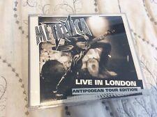 Metallica - Live in London - Antipodean Tour Edition CD
