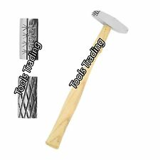 Texturing Hammer Jewellery Tools Texturing Metal Design crosshatch and stars
