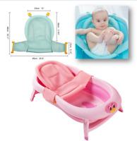 Baby Newborn Toddler Washing Bath Sling Net Hammock Tub Support Kids Easy Shower