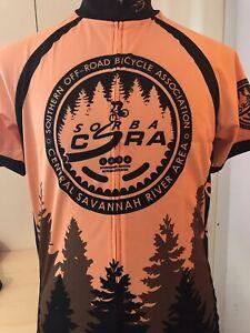 PRIMAL MTB Cycling Jersey / Augusta Georgia Savannah River Off Road Sz XL
