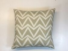 "Scion Dhurrie Sauterne Cushion Cover 18 x 18""  -"