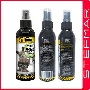 CSI Urine Cat and Kitten Stain and Odour Remover 150ml - urine off