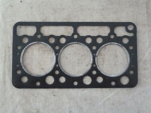Kubota D950 STD Rings, STD Conrod Bearings, Head Gasket