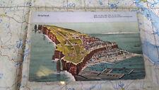 Helgoland Totalansicht AK Postkarte 5932