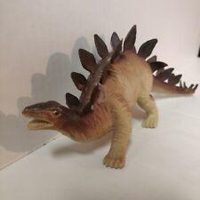 Vtg Ankyo Stegosaurus Dinosaur Figure 9� Long Quality Detailed