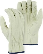 Leather XLDRIVERS GLOVE UNLINED WITH KEYSTONE THUMB SIZE Extra LARGE