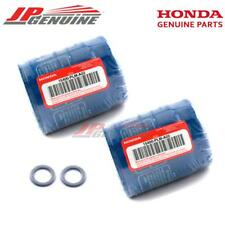 2X GENUINE HONDA OIL FILTER CIVIC ACCORD PILOT ODYSSEY OEM 15400-PLM-A02