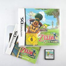 The Legend of Zelda: Spirit Tracks | Mit OVP & Anleitungen |Sehr guter Zustand
