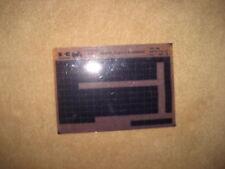 KAWASAKI ZXR 400 ZX400 L4_5_ 7_ CATALOGUE DE PIÈCES DE RECHANGE MICROFICHES