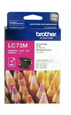 Genuine Brother LC-73 LC73 Magenta Ink Cartridge For DCPJ525W J725DW MFCJ430W