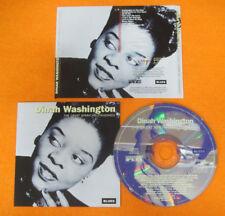 CD DINAH WASHINGTON The Great American Standards 1998 no lp dvd mc vhs (CS21)