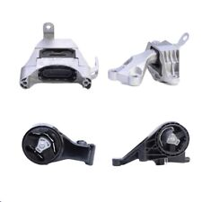4PC MOTOR MOUNT FOR 2011-2015 CHEVROLET CRUZE 1.4L AUTOMATIC  FAST FREE SHIPPING
