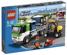 LEGO ® City 4206 DEEE nouveau OVP recyclage camion set recycle arrangements New MISB NRFB
