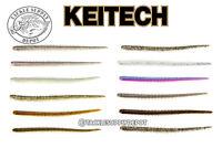 KEITECH Easy Shaker Worm 4.5 in Drop Shot Finesse NEKO Shakey Head JDM 10pk Pick