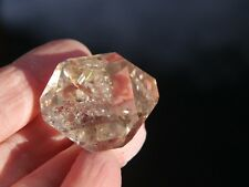 Herkimer Diamant Bergkristall New York Quarz klar ca.28,9g Top Sammlerstück 86