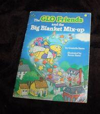 1986 The Glo Friends & the Big Blanket mix-Up Graziella Baum rare book