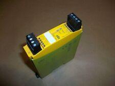 PILZ PNOZ mo4p SAFETY RELAY 773536 EXPANSION MODULE 6AMP