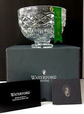 "NEW IN BOX WATERFORD CRYSTAL BOOK OF KELLS 9"" TRIFLE BOWL ~ MADE IN IRELAND"