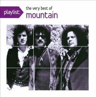 MOUNTAIN Playlist The Very Best Of CD BRAND NEW