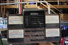 allen  15000-18000 series engine analyzer owner manual pdf book cd