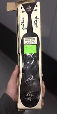 Vintage Rare Ace Guitar Strap Thin Fender Style In Original Package