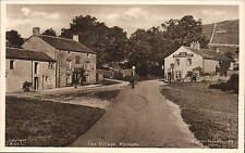 Malham. The Village # Ml 34 by Tuck