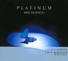 Platinum [Deluxe Edition] [Digipak] by Mike Oldfield (CD, Jul-2012, 2 Discs, Geffen)