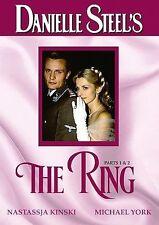Danielle Steel's The Ring: Parts 1 & 2 (DVD) Movie Michael York Nastassja Kinski