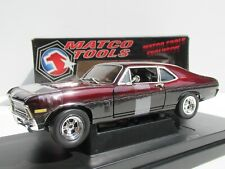 RC2 1:18 Scale, 1970 CHEVY NOVA SS 396 MATCO TOOLS MUSCLE CAR, RACING CHAMPIONS