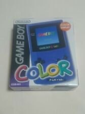 NEW Gameboy Color Purple Console Japan System *CRAZILY RARE - $80 OFF SALE*