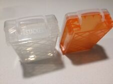 "2 Storage Studios Super Stacker Crayon/Chalk Boxes-1.6""X3.5""X4.8"""