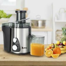 Upgrade Electric Juicer Fruit Vegetable Extractor Juice Maker Machine 3 Speeds