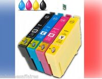 Cartouches compatible Epson imprimantes Expression Home XP-225 XP225 DX SX WF
